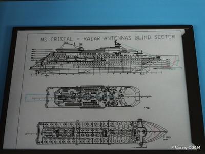 LOUIS CRISTAL Bridge Radar Blind Sectors 09-02-2014 16-59-59