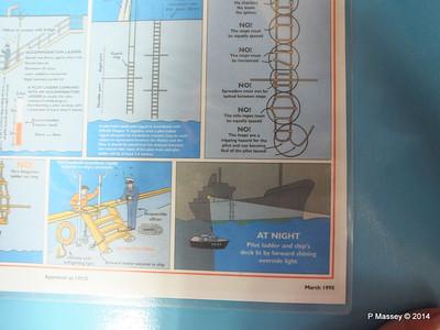 LOUIS CRISTAL Bridge Pilot Boarding Arrangements 09-02-2014 17-11-44