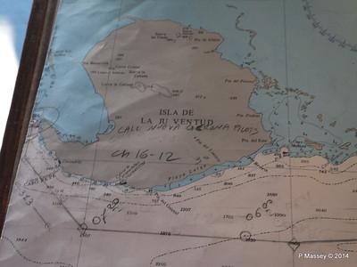 LOUIS CRISTAL Bridge Cuba Chart 09-02-2014 17-24-03