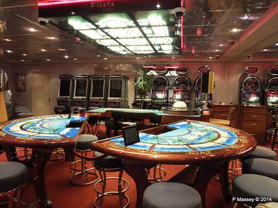 Fiesta Casino Deck 8; LOUIS CRISTAL - Feb 2014