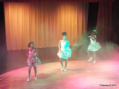 LOUIS CRISTAL Cuban Folkloric Show at Santiago 06-02-2014 19-39-46
