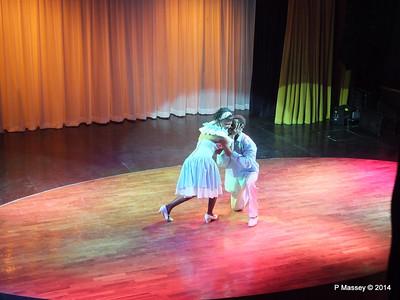 LOUIS CRISTAL Cuban Folkloric Show at Santiago 06-02-2014 19-45-01