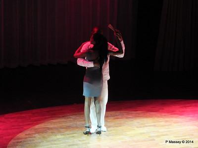 LOUIS CRISTAL Cuban Folkloric Show at Santiago 06-02-2014 19-36-12
