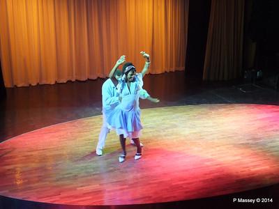 LOUIS CRISTAL Cuban Folkloric Show at Santiago 06-02-2014 19-44-55