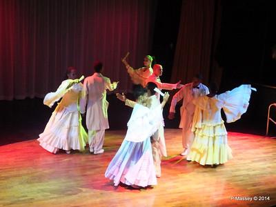 LOUIS CRISTAL Cuban Folkloric Show at Santiago 06-02-2014 19-34-40
