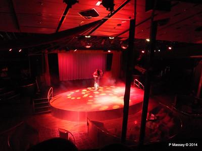 LOUIS CRISTAL Cuban Folkloric Show at Santiago 06-02-2014 19-38-24