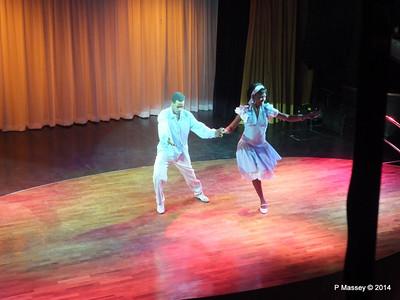 LOUIS CRISTAL Cuban Folkloric Show at Santiago 06-02-2014 19-45-11