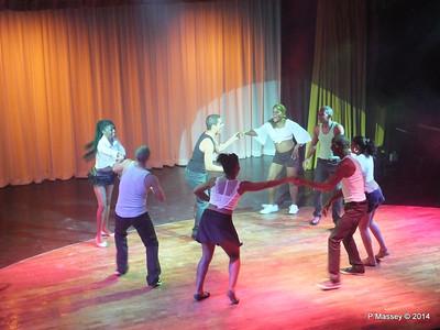 LOUIS CRISTAL Cuban Folkloric Show at Santiago 06-02-2014 19-48-00