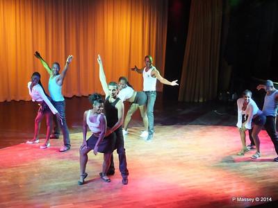 LOUIS CRISTAL Cuban Folkloric Show at Santiago 06-02-2014 19-49-47