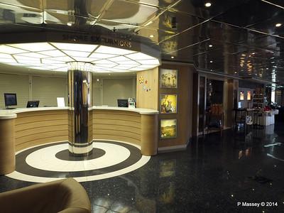 LOUIS CRISTAL Shore Excursions Boutique Reception 04-02-2014 16-03-16