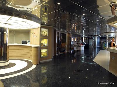LOUIS CRISTAL Shore Excursions Boutique Reception 04-02-2014 16-03-13