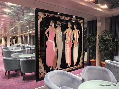 Rendez Vous Lounge & Piano Bar Deck 8; LOUIS CRISTAL - Feb 2014