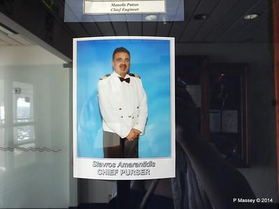 LOUIS CRISTAL Stavros Amarantidis Chief Purser 04-02-2014 15-53-25