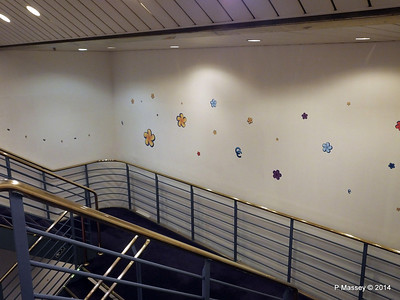 Signage, Stairwells, Lift Areas; LOUIS CRISTAL - Feb 2014