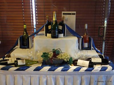 Wine Lists & Menus LOUIS CRISTAL - Feb 2014
