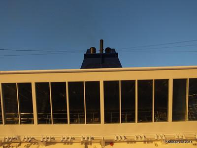 Stars Lounge Sunrise Approaching Santiago de Cuba 06-02-2014 06-44-20