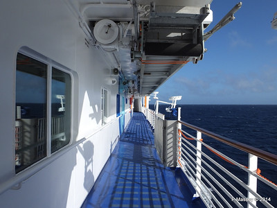 LOUIS CRISTAL Starboard Promenade Fwd 04-02-2014 15-57-14