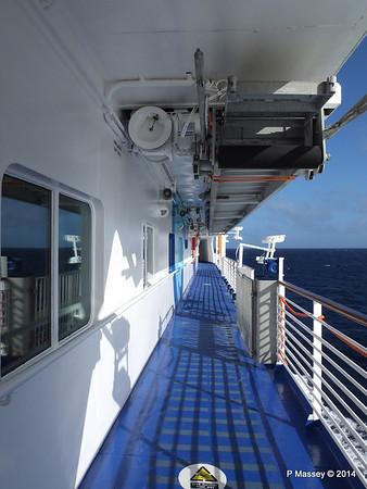 LOUIS CRISTAL Starboard Promenade Fwd 04-02-2014 15-57-10