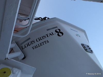 LOUIS CRISTAL Port Promenade Lifeboats 04-02-2014 15-43-34