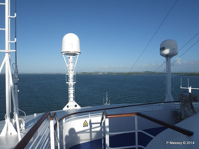 LOUIS CRISTAL Approaching Antilla 05-02-2014 08-25-24