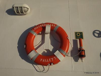 LOUIS CRISTAL Life Belt on Mast 06-02-2014 07-15-29