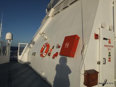 LOUIS CRISTAL by Mast fwd Deck 10 port 06-02-2014 07-15-19