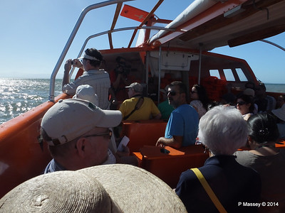 LOUIS CRISTAL Aboard Tender Antilla 05-02-2014 09-30-51