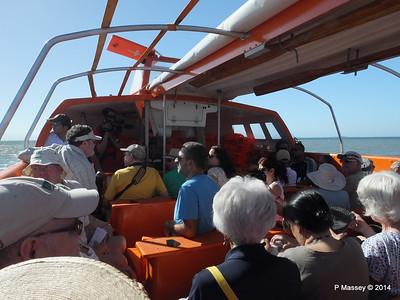 LOUIS CRISTAL Aboard Tender Antilla 05-02-2014 09-30-55