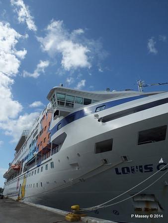 LOUIS CRISTAL alongside at Montego Bay 07-02-2014 13-45-52
