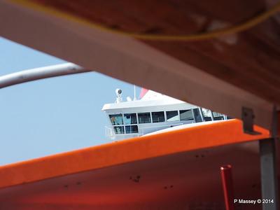 LOUIS CRISTAL on the Tender Punta Frances 09-02-2014 09-24-55