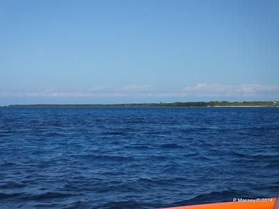 LOUIS CRISTAL on the Tender Punta Frances 09-02-2014 12-54-38