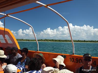 LOUIS CRISTAL on the Tender Punta Frances 09-02-2014 12-49-58