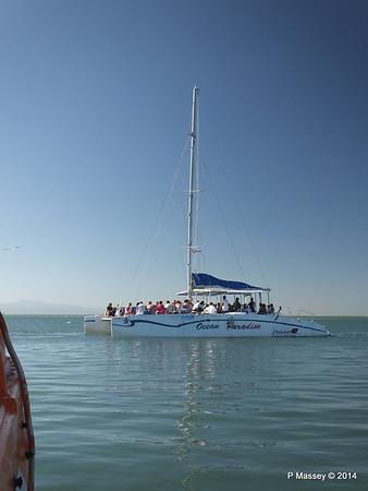 CAYO SABINAL departing Antilla 05-02-2014 09-36-00