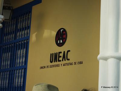Unión de Escritores y Artistas de Cuba 05-02-2014 15-50-08