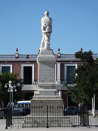 Calixto García Iñiguez Monument 05-02-2014 15-54-11