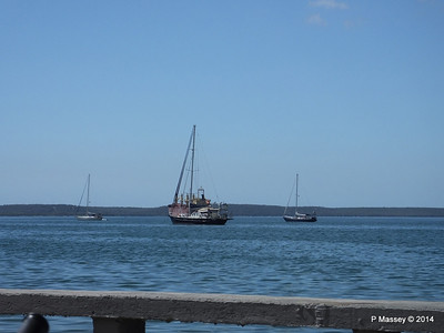 Along Calle 35 Punta Gorda 08-02-2014 12-34-14