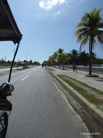 Along the Malecón Cienfuegos 08-02-2014 12-27-37