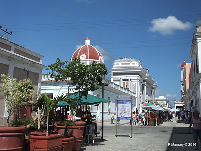 Along Calle 29 to Town Hall Cienfuegos 08-02-2014 12-10-59