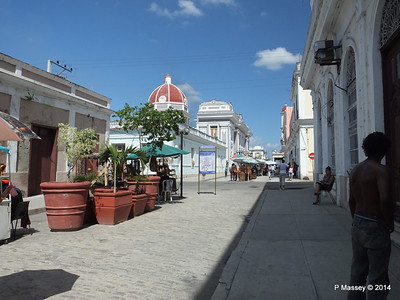 Along Calle 29 to Town Hall Cienfuegos 08-02-2014 12-10-37