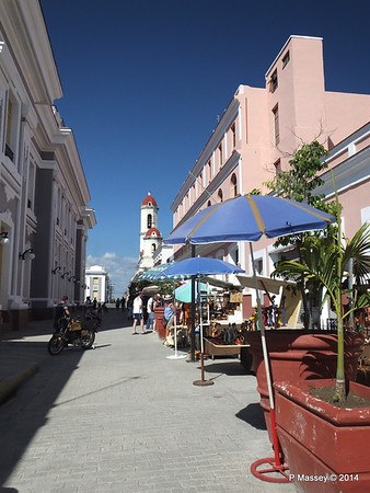 Calle 29 to the Cathedral Cienfuegos 08-02-2014 14-31-47