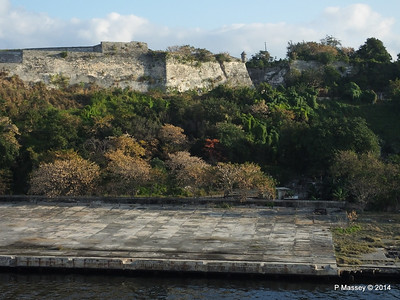 Fortaleza de San Carlos de la Cabaña 10-02-2014 08-13-12
