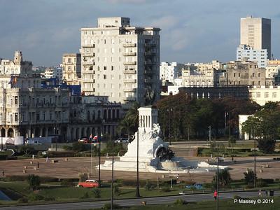 Maximo Gomez Monument Havana 10-02-2014 08-10-33