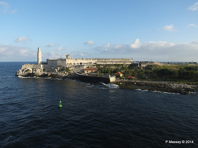 El Morro Fortress & Lighthouse Havana 10-02-2014 08-09-04