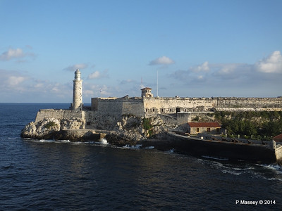 El Morro Fortress & Lighthouse Havana 10-02-2014 08-08-58