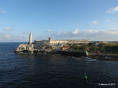El Morro Fortress & Lighthouse Havana 10-02-2014 08-08-54