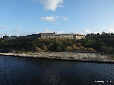Fortaleza de San Carlos de la Cabaña 10-02-2014 08-13-02