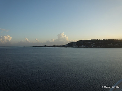 Clouds Approaching Montego Bay 07-02-2014 07-02-22