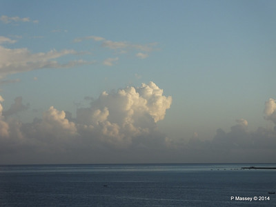 Clouds Approaching Montego Bay 07-02-2014 07-02-33