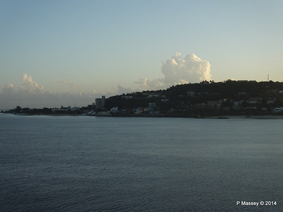 Approaching Montego Bay 07-02-2014 07-04-17