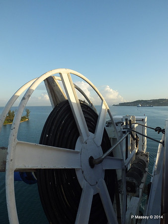 STAR TAURUS while Approaching Montego Bay 07-02-2014 07-13-12